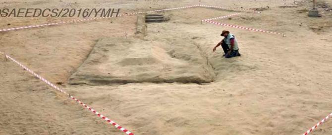 Scoperta in Egitto una necropoli della prima dinastia risalente a 5000 anni fa
