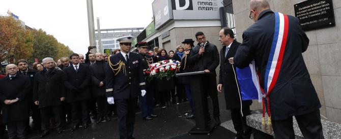 La Francia si ferma per ricordare le stragi di Parigi e del Bataclan