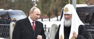 Il patriarca Kirill: «Uniti contro l'Isis. Le parole di Trump ci danno speranza»
