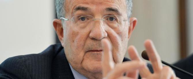 Nell'accozzaglia del Sì ora c'è anche Prodi: riforma modesta, ma la voto