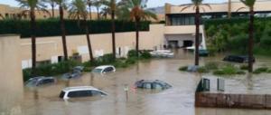 Maltempo, flagellate Sicilia e Calabria. A Ribera non ci sono più strade (video)