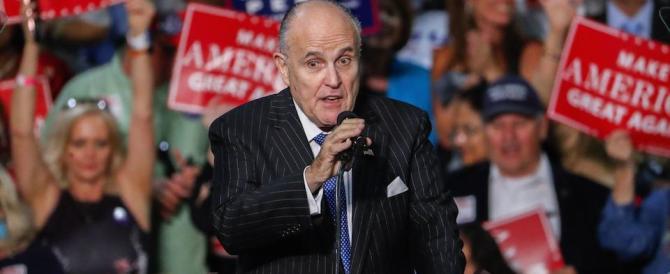 Rudy Giuliani, lo sceriffo di New York che ha sconfitto il buonismo ipocrita