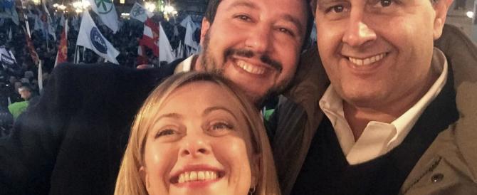 """Toti: """"Se c'è no al referendum, nuova legge elettorale"""". Salvini: """"Meglio votare subito"""""""