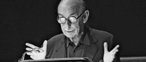 Addio a Vittorio Sermonti, scrittore e poeta. Memorabili le letture di Dante (video)