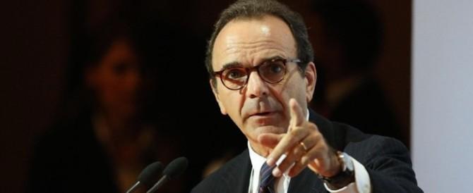 """Anche Parisi sprona Berlusconi: """"Con Nello Musumeci in Sicilia si vince"""""""