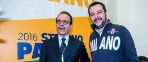 È disgelo tra Parisi e Salvini? Stefano apre. E Matteo: «Vedremo»