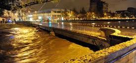 Il Po straripa anche a Torino. Gravi problemi in tutto il Piemonte