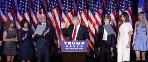 Trump: faremo il muro al confine con il Messico, ma una parte sarà recinzione