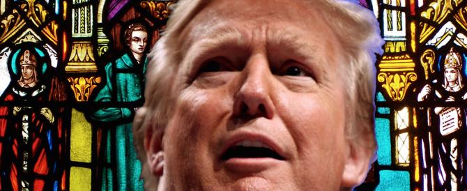 «O Signore, guida la mia mano a votare …per Trump»: i cattolici hanno scelto