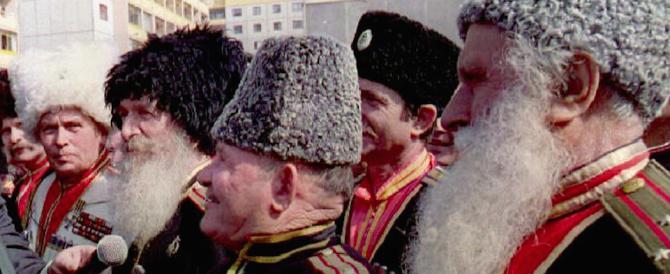 In Russia è Trump-mania: nominato cosacco onorario a San Pietroburgo