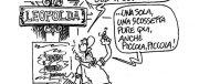 Il pentolone di Vauro: ecco la vignetta contro la Casellati. E la chiamano satira