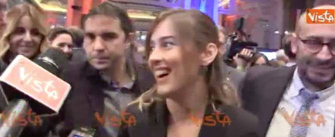 Una notte nell'Ambasciata Usa, la delusione della Boschi (video)