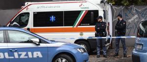 «Sull'ambulanza mia moglie non sale, sono maschi»: la furia del marocchino