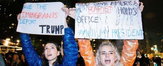 Così Trump spiazza la piazza: «Mi contestate? Ci uniremo tutti»