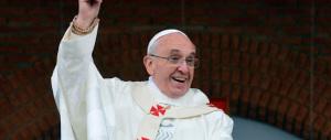 """""""il manifesto"""" regala il libro di Bergoglio: è lui la nuova icona della sinistra"""