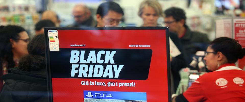 Il black friday funziona in campania a roma la pioggia - Black friday porta di roma ...