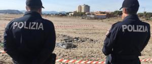 Cagliari, trovato sulla spiaggia del Poetto un cadavere senza testa e arti