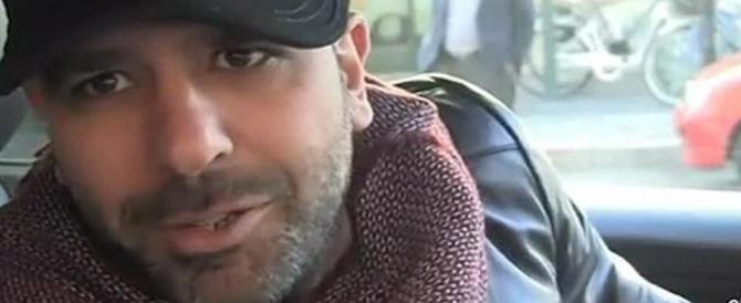 Checco Zalone: «Sono scappato con mia figlia e il portafogli» (video)