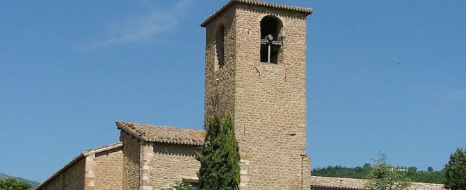 Sisma, la Chiesa del miracolo di San Francesco rischia di crollare