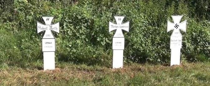Montenegro, comunisti protestano per l'inaugurazione di un cimitero tedesco