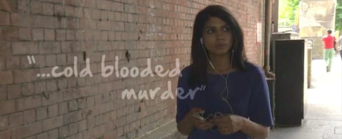 """Londra, le autorità insabbiano i """"delitti d'onore"""": «Per non urtare gli stranieri» (video)"""