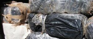 Catania, sequestrati 1000 kg di droga: arrestati i sei trafficanti di marijuana