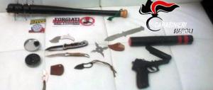 Ercolano, anarchici contro CasaPound e carabinieri: fermi e sequestri