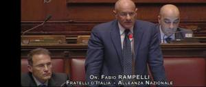 "Rampelli: l'euro è un problema, non ci serve lo ""scoop"" del Financial Times"