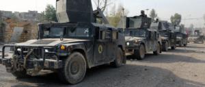 Iraq, i lealisti incalzano l'Isis nel nord. Baghdad: «Ora Trump ci aiuterà»