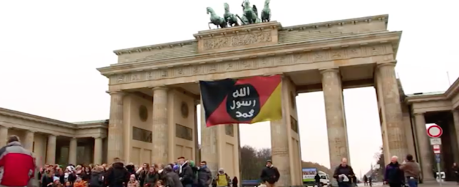 La Germania diventa feudo dell'Isis: polemica per un video di propaganda