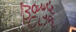 Rapper e graffitaro denunciato: imbrattava gli edifici storici a Firenze
