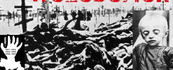 """Holodomor, il ricordo dello sterminio """"per fame"""" consumato da Stalin in Ucraina"""