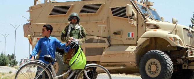 Kabul, sei ufficiali indagati per truffa: diedero l'ok a blindati poco sicuri