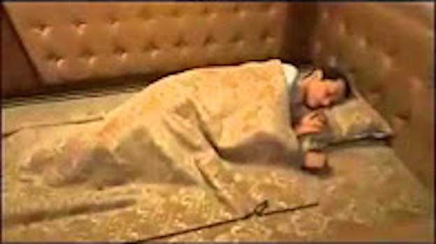 Ecco il letto anti-terremoto: il brevetto cinese per sonni sereni (video)