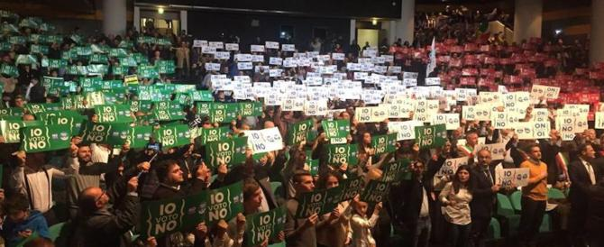 Fratelli d'Italia all'Auditorium. Platea tricolore sulle note dell'Inno di Mameli (video)