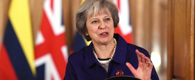 "Theresa May incontra The Donald: ""Insieme possiamo guidare il mondo"""