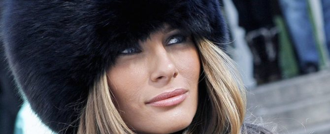 "Melania Trump, una sexy ""first lady"" alla Casa Bianca (foto gallery)"