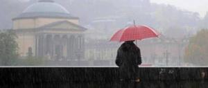 Il maltempo aggredisce: cinque giorni di piogge senza sosta al Nord Ovest