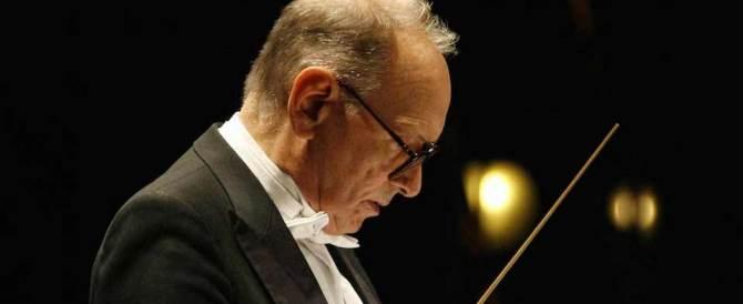 A Roma Andrea Morricone in concerto con le colonne sonore di papà Ennio