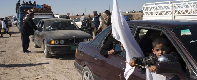 Sembra quasi alla fine la battaglia di Mosul: fiaccata la resistenza dell'Isis