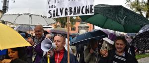 Non solo Leopolda. A Firenze manifestazione contro Renzi e il referendum