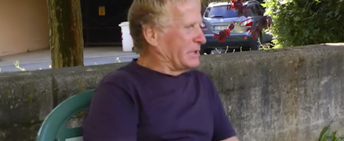 Ottant'anni anni e non sentirli: nonno Tepepa evade ancora (video)