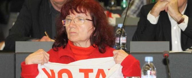 """No Tav, fermata a Terni un'attivista settantenne  """"evasa"""" dagli arresti"""