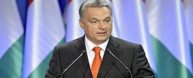 Orban: gli arrivi in massa di immigrati cambiano il volto di un paese