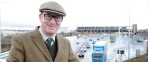 È Paul Nuttall il nuovo leader dell'Ukip: «Prevedo un futuro radioso», ha detto