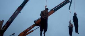 Pena di morte in Iran, sono già 477 le esecuzioni. Il dato è destinato a crescere