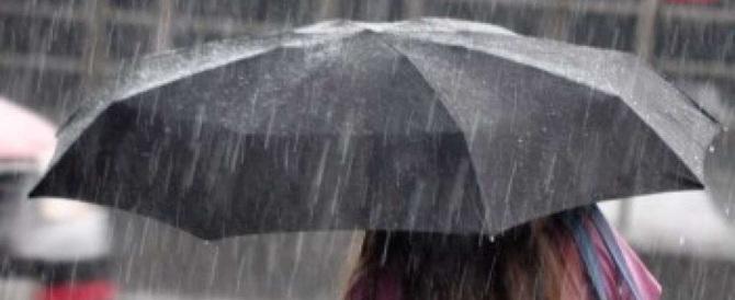 Previsioni meteo, il tempo peggiora anche nelle zone terremotate