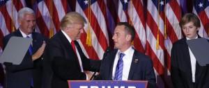 """Trump fa sul serio, il capo staff Priebus: """"Stop immigrati islamici"""""""