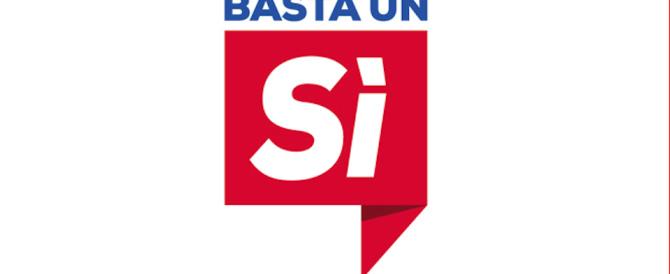 Referendum, Renzi conferma: «Vi sto spedendo a casa il volantino per il Sì»