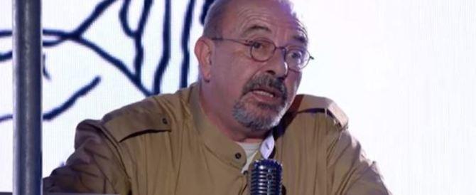 Il governatore della Toscana contro Vauro: giù le mani da Cascina…